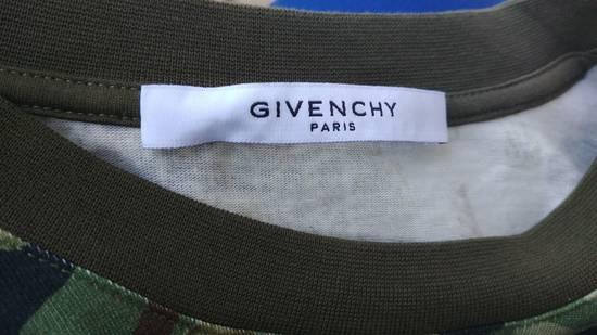 Givenchy $835 Givenchy Camouflage Eye Rottweiler Madonna Oversized T-Shirt size S (L / XL) Size US L / EU 52-54 / 3 - 11