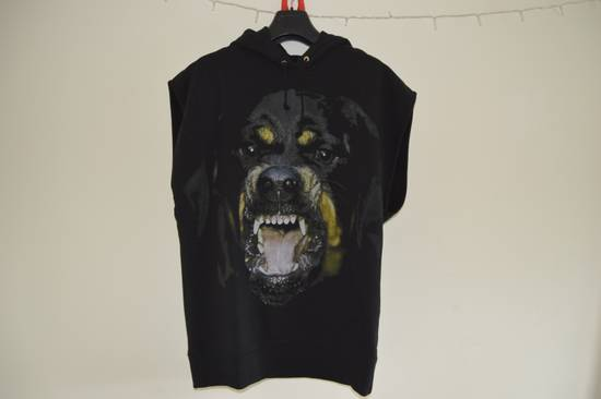 Givenchy Sleeveless Rottweiler Hoodie Size US XS / EU 42 / 0