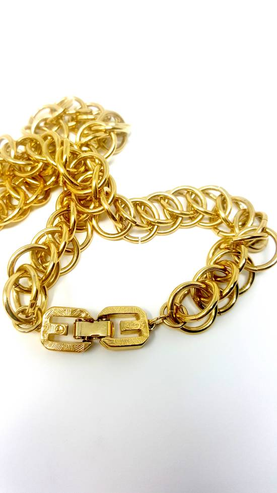 Givenchy Gold plated necklace Size ONE SIZE - 1