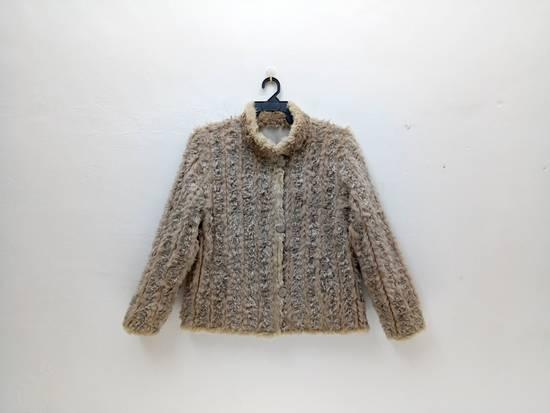 Balmain Vintage Balmain Paris Fur and Silk Reversible Jacket RARE Design Size US L / EU 52-54 / 3 - 2