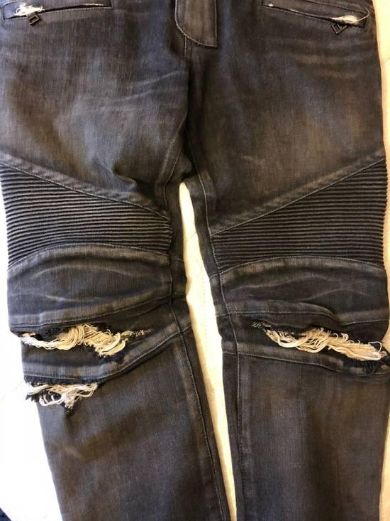 Balmain Biker jeans Size US 31 - 14