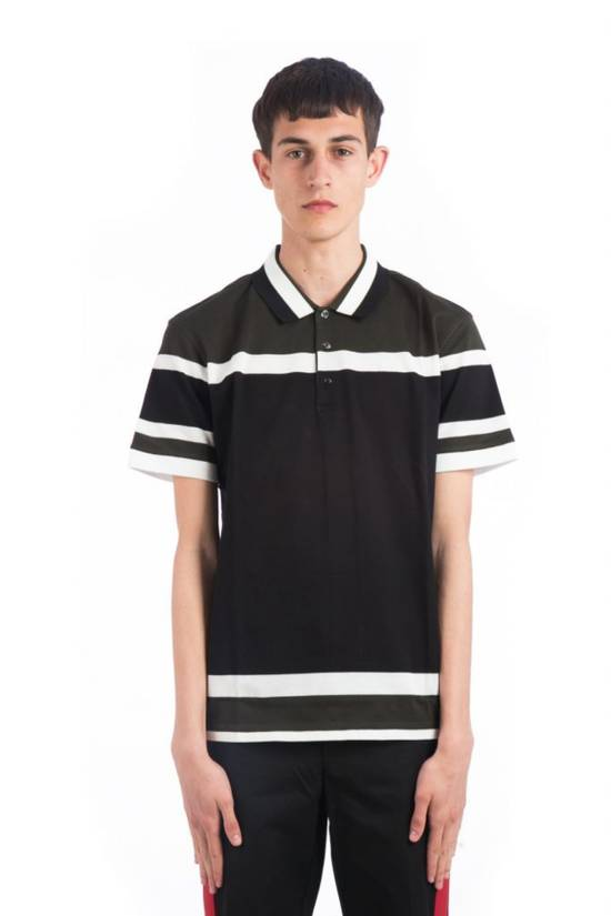Givenchy Paneled Polo Shirt (Size - XL) Size US XL / EU 56 / 4