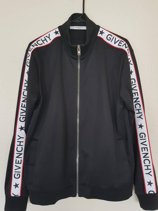 Givenchy Logo Stripe Track Jacket Size US XL / EU 56 / 4