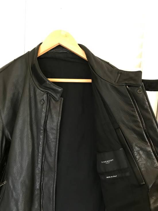 Givenchy Black Leather jacket Size US S / EU 44-46 / 1 - 2