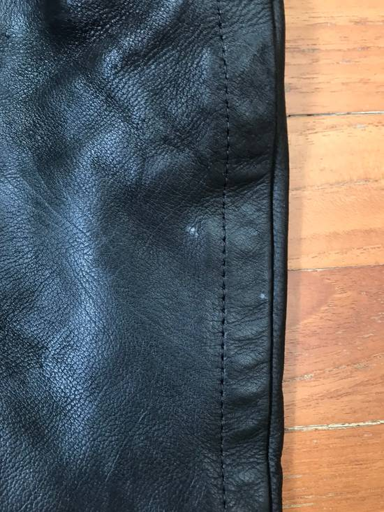 Julius SS12 Edge leather jacket Size US S / EU 44-46 / 1 - 5