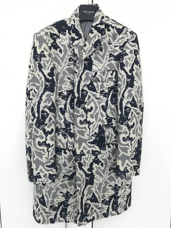 Thom Browne Embroidered Top Coat Size US XS / EU 42 / 0