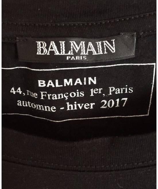 Balmain NEW BALMAIN T-SHIRT Size US M / EU 48-50 / 2 - 2