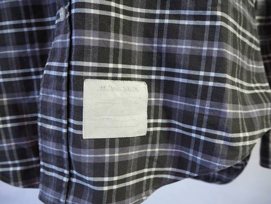 Thom Browne checked soft shirt size 2 Made in USA Size US M / EU 48-50 / 2 - 1