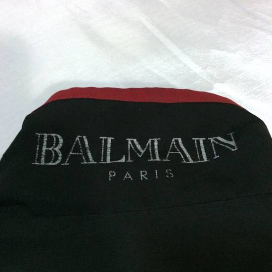 Balmain Balmain Full Zip Big Logo Windbreaker Jacket Size US L / EU 52-54 / 3 - 6