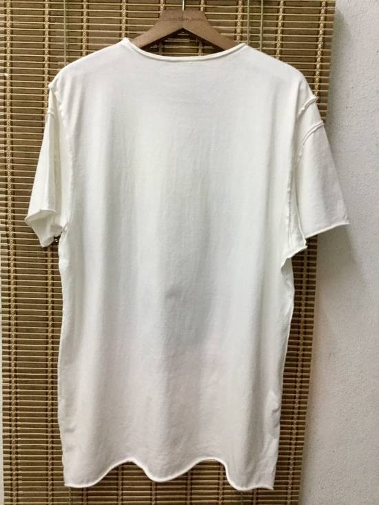 """Julius RaRE PiECeS!!!!! 2003 Spring And Summer Collection """" For Tomorrow"""" Printed Art Distressed T-Shirt Size US L / EU 52-54 / 3 - 1"""