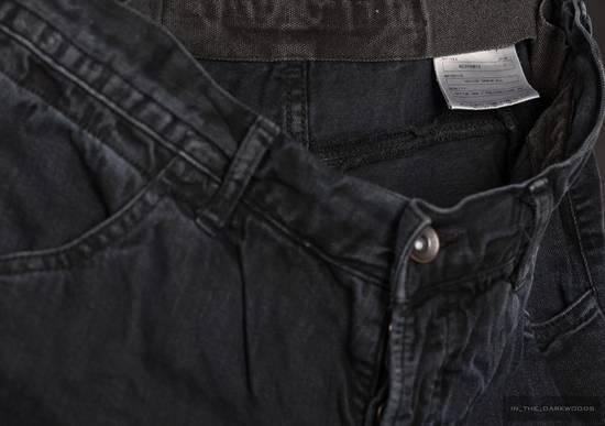 Julius 2014SS knit denim biker skinny pants Size US 28 / EU 44 - 4