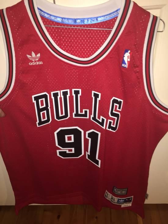 best service 16e60 cde15 Dennis Rodman 95-96 Chicago Bulls Jersey