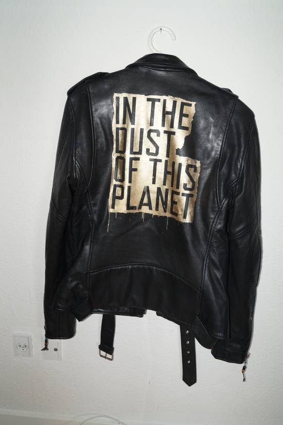 "Blk Dnm ""In the Dust of This Planet"" Leather Jacket Size US XL / EU 56 / 4 - 1"