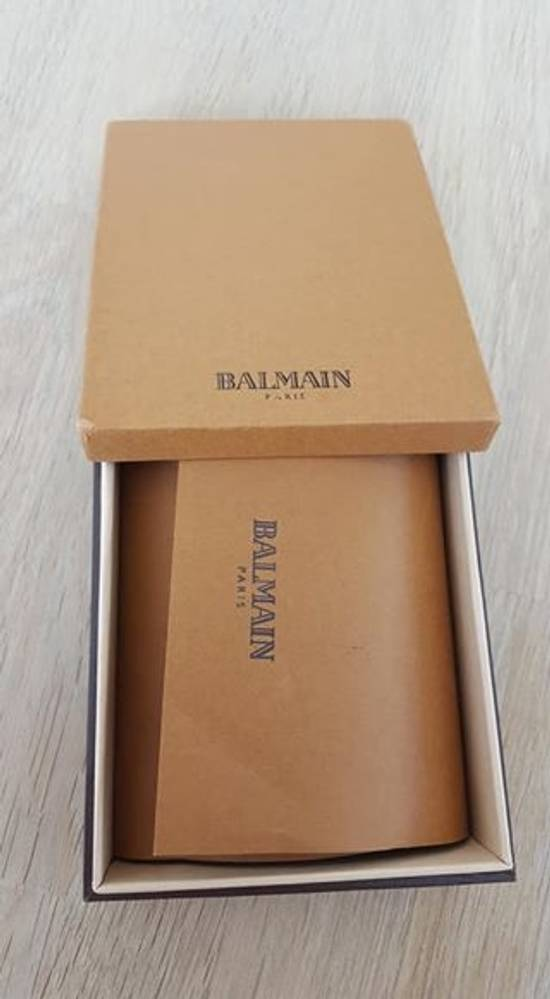 Balmain Safiyan Leather Balmain wallet Size ONE SIZE - 5