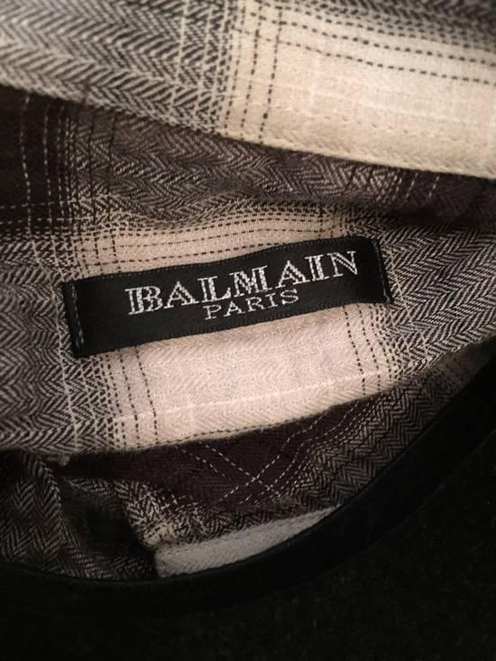 """Balmain FW11 """"Tiger"""" Shirt. Size 38 Size US S / EU 44-46 / 1 - 8"""