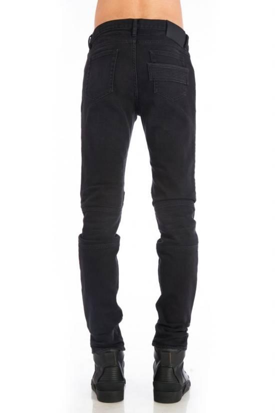 Givenchy Zip Detail Jeans (Size - 34) Size US 34 / EU 50 - 2