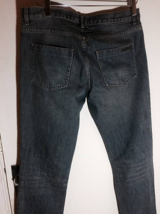 Givenchy Cuban Fit Slim Washed Jeans Size US 31 - 2