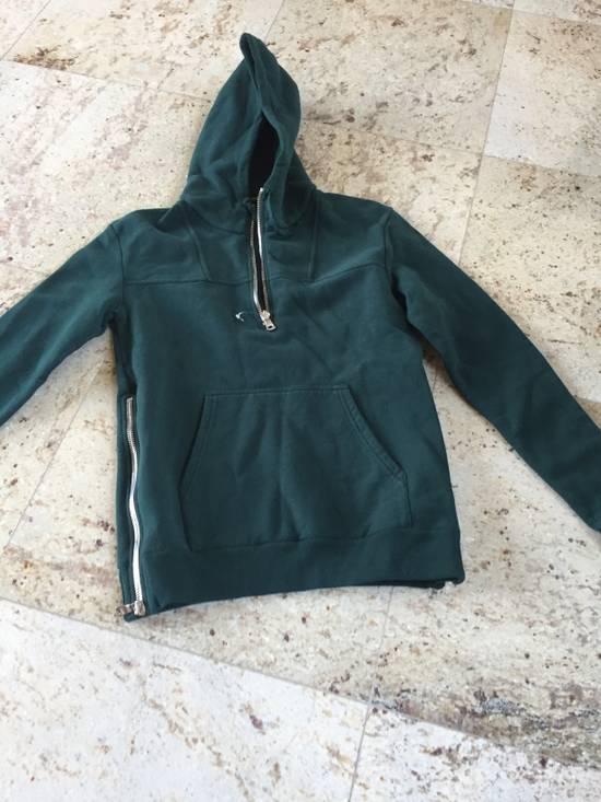 Balmain Forest Green Pullover Hoodie Size US XS / EU 42 / 0