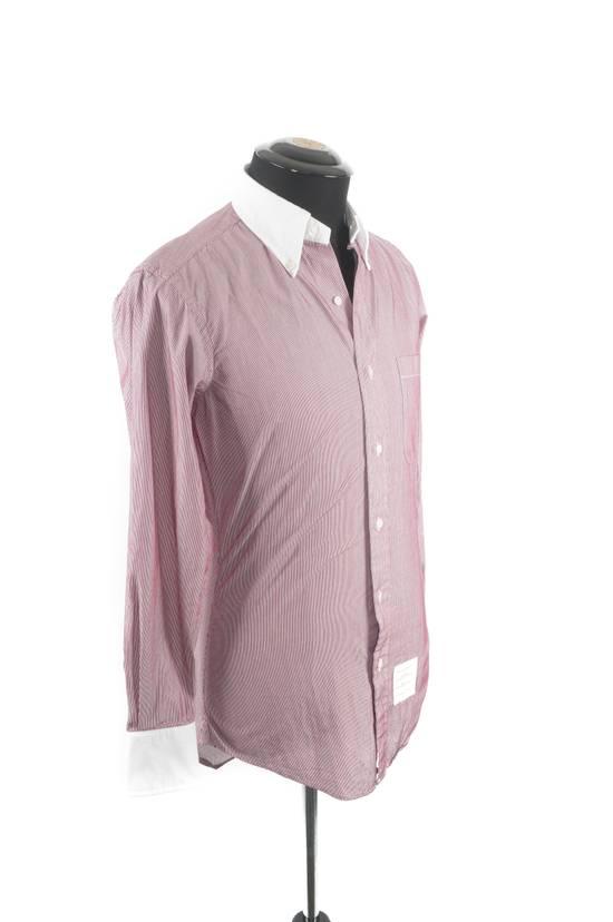 Thom Browne Thom Browne Contrast Collar Shirt Size US S / EU 44-46 / 1 - 2