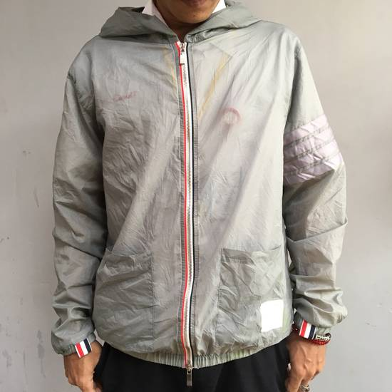Thom Browne Thom Browne Light Hoodie Jacket Size US M / EU 48-50 / 2 - 10