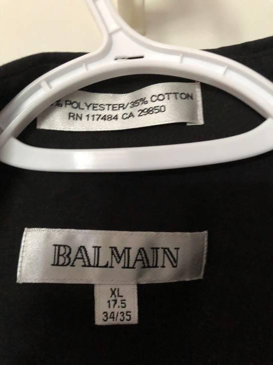 Balmain Button Up/ Dress Shirt Size US XL / EU 56 / 4 - 2