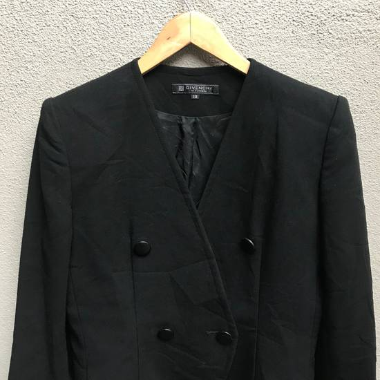 Givenchy GIVENCHY Paris Woman Coat Blazer Black Size US M / EU 48-50 / 2 - 3