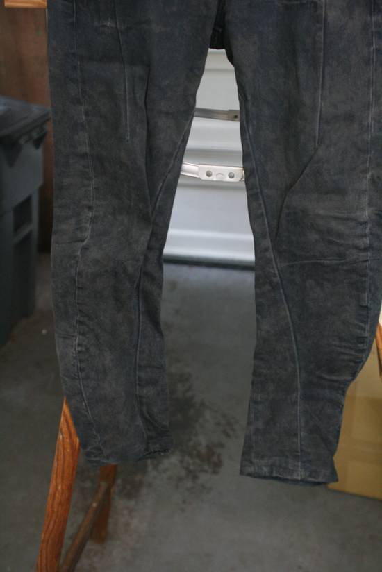 Julius FW10 'Gothik' Twisted Inseam Denim Size US 31 - 3
