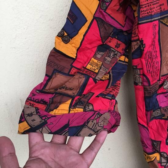 Vintage Vintage!! H-L HENRI LUC CHAPIUS Sportwear Cote D'Azur Designer Outdoor Windbreaker Full Print Pop Art Henri Luc Chapius Women Size Large Size US L / EU 52-54 / 3 - 4