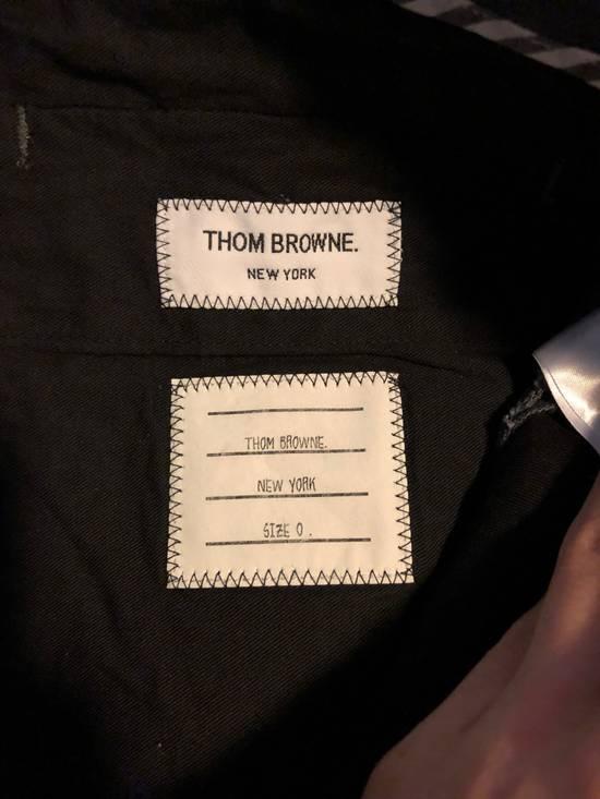 Thom Browne Grey 4-Bar Chinos Size US 28 / EU 44 - 3