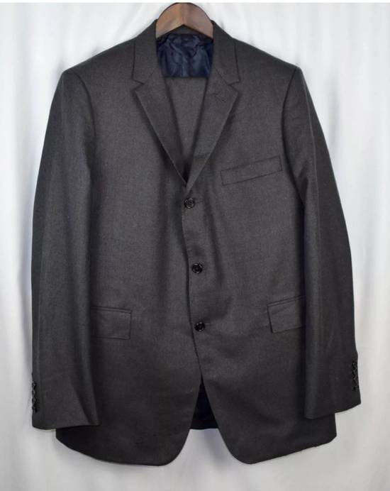 Thom Browne Charcoal Suit - Size 4 Size 44R