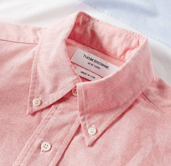 Thom Browne Three Panel Oxford Shirt (Brand New) Size US XXL / EU 58 / 5 - 8