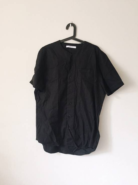 Givenchy Givenchy Black Baseball Top Number 17 Size US M / EU 48-50 / 2 - 1
