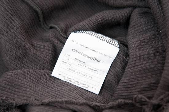 Julius Distressed Sleeveless Shirt Size US M / EU 48-50 / 2 - 4