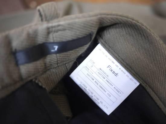 Julius AW06 Twisted Seam Pants Size US 34 / EU 50 - 5