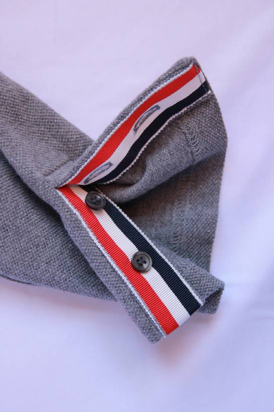 Thom Browne Long Sleeve Henley Size US XS / EU 42 / 0 - 4