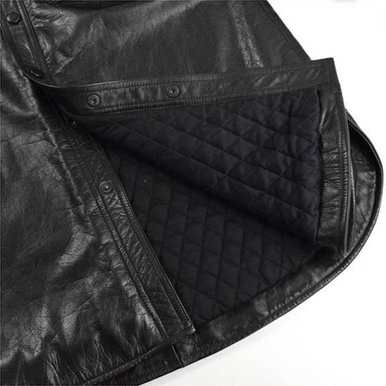 Givenchy AW10 oversized hood leather jacket Size US S / EU 44-46 / 1 - 3