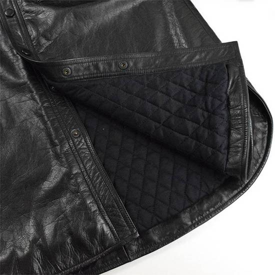 Givenchy Final price AW10 oversized hood leather jacket Size US S / EU 44-46 / 1 - 3