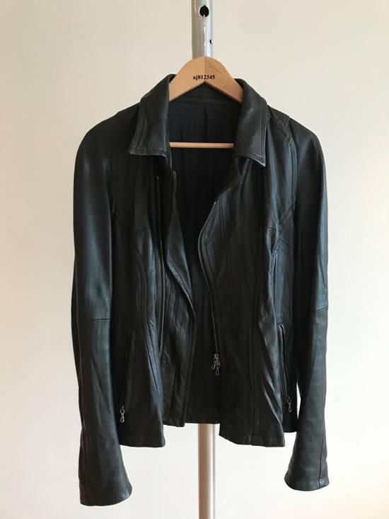 Julius Julius Lamb Biker Jacket Size US S / EU 44-46 / 1
