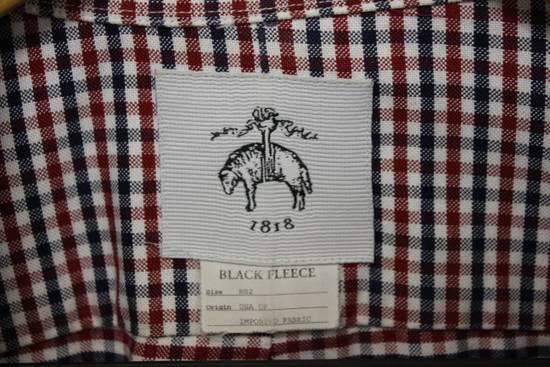 Thom Browne Black Fleece Checkered Oxford Shirt BB2 Size US M / EU 48-50 / 2 - 4