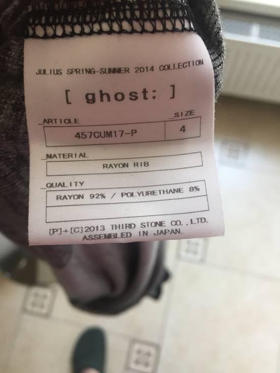 Julius Long T- Shirt Size US L / EU 52-54 / 3 - 2
