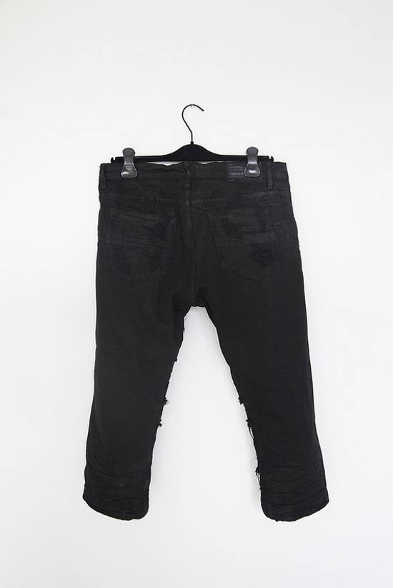 Julius SS11 Destroyed denim jeans Size US 32 / EU 48 - 4