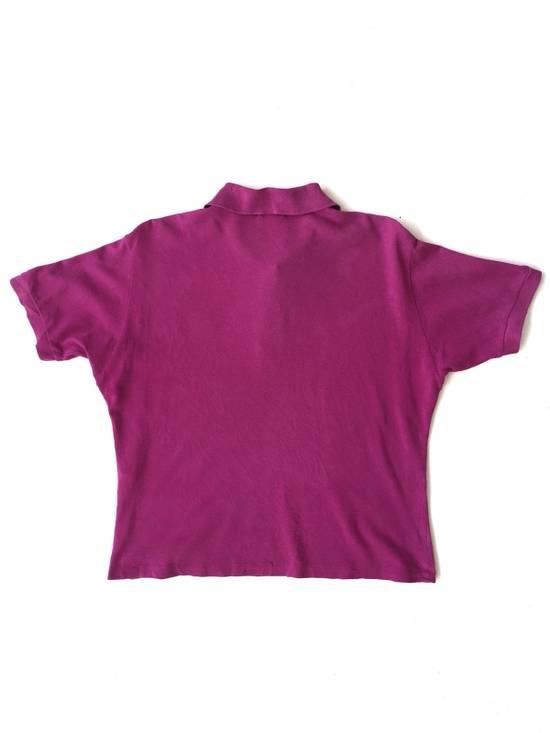 Givenchy Trademark Logo Magenta Polos Size US S / EU 44-46 / 1 - 4