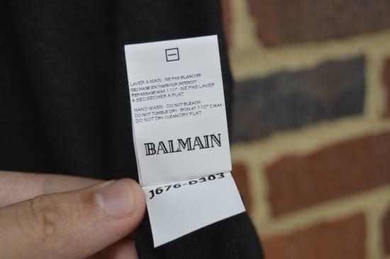 Balmain Black Tank Top Size US M / EU 48-50 / 2 - 6
