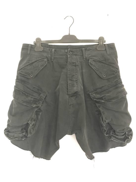 "Julius ""Glitch"" Gasmask Cargo Shorts SZ 4 Size US 36 / EU 52"