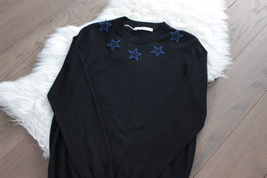 Givenchy Givenchy Star Embroidered Jumper M Size US M / EU 48-50 / 2 - 1