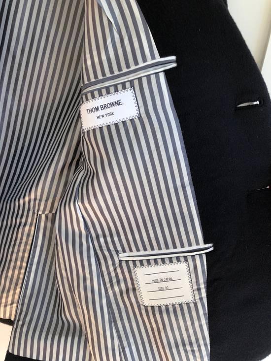 Thom Browne Thom Browne Cashmere navyblue blazer Size 34R - 3