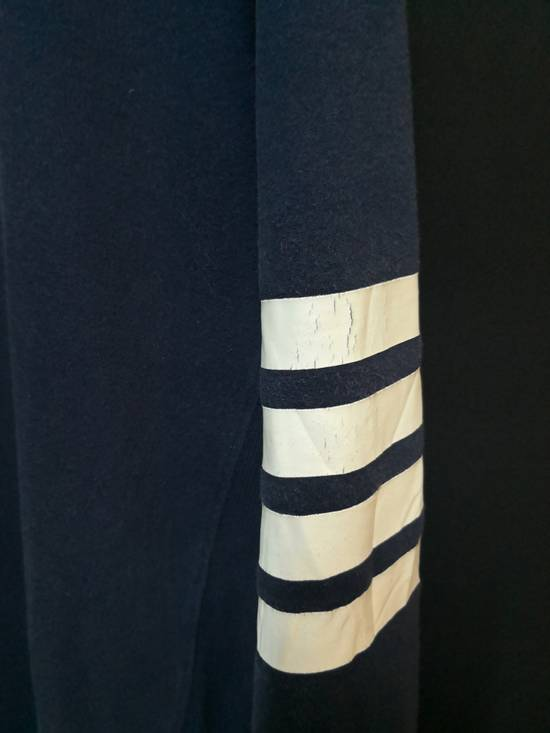 Thom Browne USA classic stripes navy sweatshirt Size US M / EU 48-50 / 2 - 6