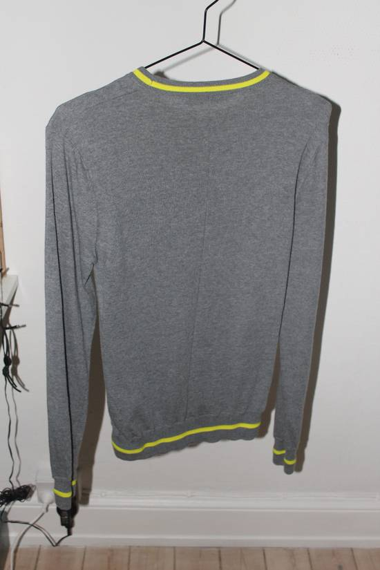 Givenchy Givenchy neon yellow and grey knitwear Size US S / EU 44-46 / 1 - 4