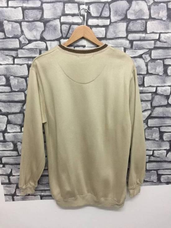 Balmain ⚡️Final Drop Got Delete Today⚡️Pierre Balmain Vent Vert Embroidered Spellout Sweatshirt Size US M / EU 48-50 / 2 - 1