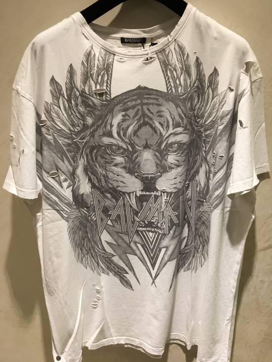 Balmain T Shirt Oversize Size US M / EU 48-50 / 2